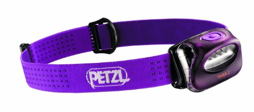 Petzl Tikka 2 LED Headlamp, Violet, One Size