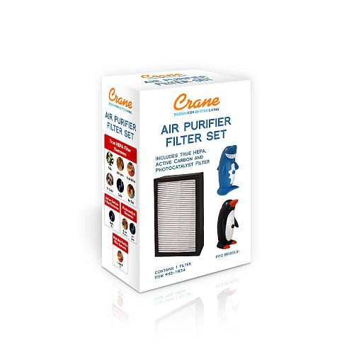 Air Purifier Filter Set for Penguin or Shark Air Purifier