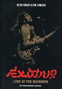 Exodus. Live At The Rainbow. 30th Anniversary Edition - Bob Marley & The Wailers (DVD) (2007)