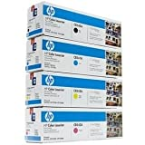 Genuine HP CB540A, CB541A, CB542A,