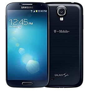 Samsung Galaxy S4 SGH-M919 16GB T-Mobile GSM Unlocked 4G LTE Android Smartphone- Black Mist