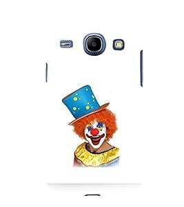 printtech Joker Clown Back Case Cover for Samsung Galaxy J2 / Samsung Galaxy J2 J200F
