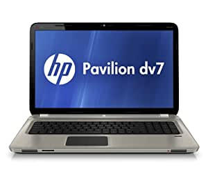 HP Pavilion dv7-6195us Entertainment Notebook PC (Silver)