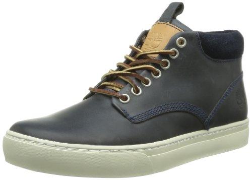 Timberland, Ekcupsl Chukka Navy Blue, Sneaker, Uomo, Blu (Bleu (Navy Oiled)), 40
