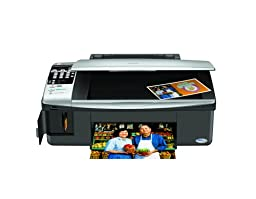 Epson Stylus CX7000F All-in-One Printer (C11C676001)