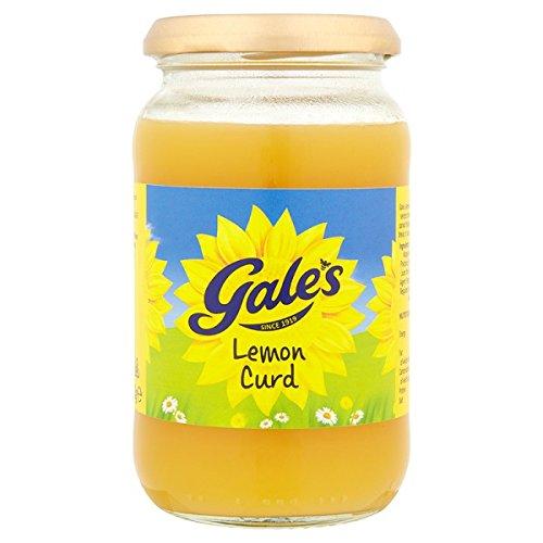Lemon Curd 410g de Gale (pack de 6 x 410g)