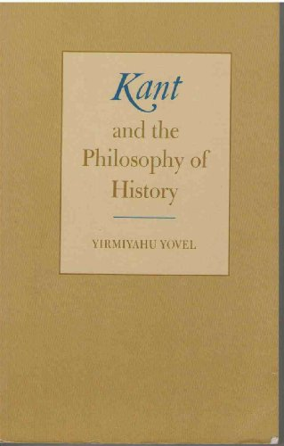 Kant and the Philosophy of History