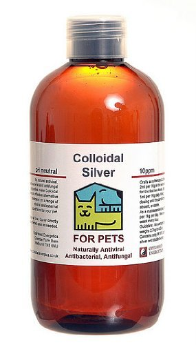 Colloidal Silver For Pets - 250 ml Bottle
