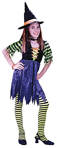 girls - Fairy Tale Witch Sm Halloween Costume - Child Small