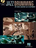 img - for [(Jazz Drumming in Big Band and Combo )] [Author: Sperie Karas] [May-2006] book / textbook / text book