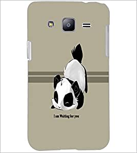 PrintDhaba Quote D-5876 Back Case Cover for SAMSUNG GALAXY J2 (Multi-Coloured)