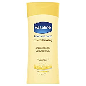 Vaseline Essential Moisture Lotion - 400 ml