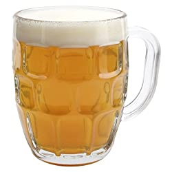 Libbey Dimple Stein Beer Mug - 19.25 oz