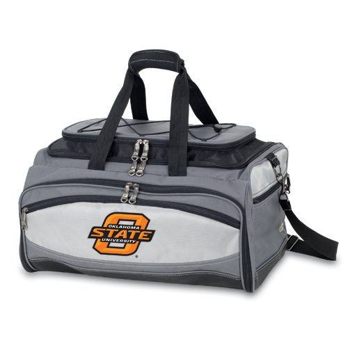 Ncaa Oklahoma State Cowboys Buccaneer Tailgating Cooler With Grill