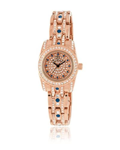 Hugo von Eyck Reloj con movimiento Miyota Woman Syria Oro Rosa 27 mm