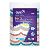 Minky Easy Fit Elasticated Ironing Board Cover, 122cm X 43cm FREE DELIVERY