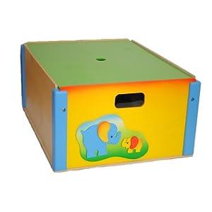 Holz Furs Kinderzimmer Holz Spielzeugkiste 52 Cm 41 Cm