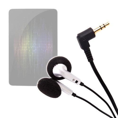 DURAGADGET Compact In Ear Design Headphones For Use With The Google Nexus 7 & Google Nexus 7 2