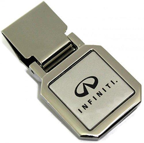 dantegts-infiniti-slim-geld-clip-silvertwo-ton-spring-loaded-g37-q40-q50-q79-q60