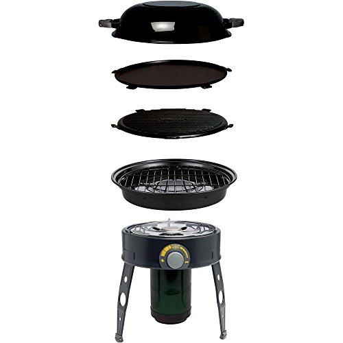 1-Burner Safari Chef Propane Gas Tailgating Grill