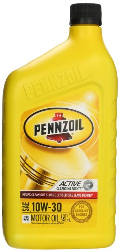 Pennzoil 550040834 6pk platinum euro sae 5w 40 full for Pennzoil 5w 30 synthetic motor oil