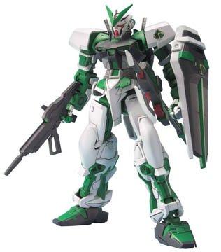 Bandai 1/100 #16 MBF-P04 Gundam Astray Green Frame Model Kit