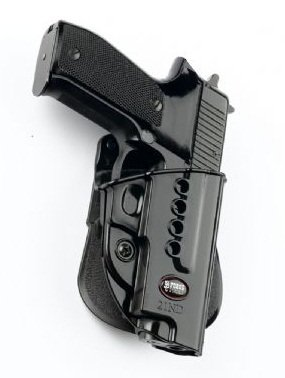 Concealed Carry Light Fobus Paddle Hand Gun Holster Model 21ND. Fits to: Norinco NC226 (Norinco), Sig/Sauer (21ND) 220,226,228,245,225, Smith & Wesson 3913, 4013, 5904, 6906, 5946, 3919, CS9,Not for T. Tactical Hard Polymer (Gun Holster For Model 6906 compare prices)
