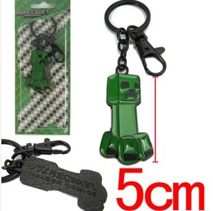 A-factory Minecraft 3d Jj Monster Stand Keychain from A-factory