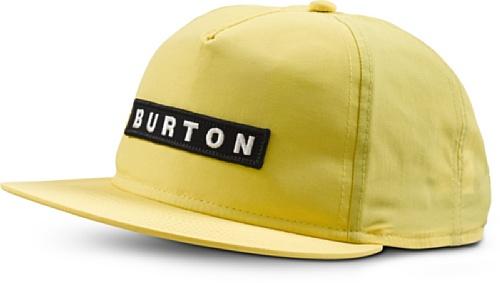 Burton, Cappellino Uomo Flopped And Load, Giallo (Yellow), Taglia unica