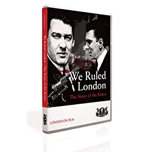 We Ruled London: The Story of the Krays [DVD]