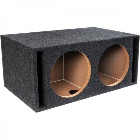 Atrend E12DTV B Box Series 12-Inch Dual Transmission Vented Enclosure