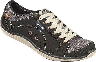 Amazon.com: Dr. Scholl's Women's Jennie Fashion Sneaker,Black,6.5 M US