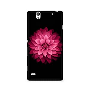 Ebby Floral Love Premium Printed Case For Sony Xperia C4