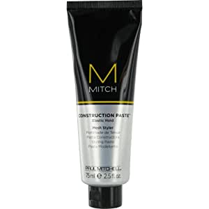 Paul Mitchell Men by Paul Mitchell Mitch Construction Past Elastic Hold Mesh Styler for Men, 2.5 Ounce