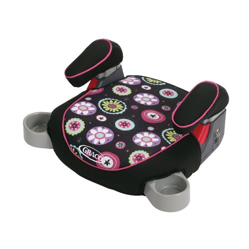 Graco Backless Turbobooster Car Seat, Tallulah front-939000