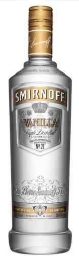 Smirnoff discount duty free Smirnoff Vanilla Flavoured Vodka