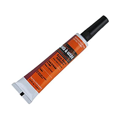 Liquid Gold Bond A Weav Extra Super Adhesive 1 oz Tube for Weaves and Hair Extensions by Liquid Gold