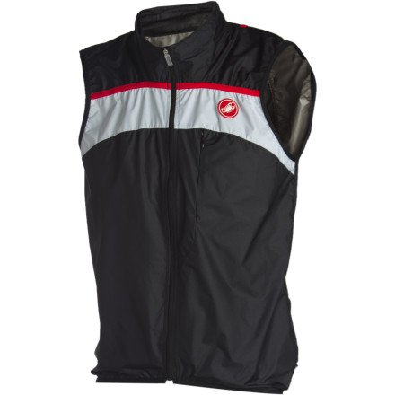 Buy Low Price Castelli Compatto Rain Vest (B007C29G40)