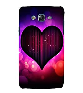 printtech Love Heart Abstract Back Case Cover for Samsung Galaxy J7 (2016 ) /Versions: J710F, J710FN (EMEA); J710M (LATAM); J710H (South Africa, Pakistan, Vietnam) Also known as Samsung Galaxy J7 (2016) Duos with dual-SIM card slots Asia/China model with 1080p display and 3 GB RAM