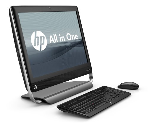 HP Touchsmart 520-1070 Desktop Computer - Black