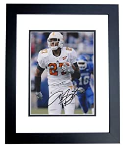 Arian Foster Autographed Hand Signed Tennessee Volunteers 8x10 Photo - BLACK CUSTOM... by Real+Deal+Memorabilia