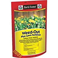 Fertilome Weed-Out Lawn Fertilizer With Weed Killer-40LB WEED OUT PLUS FERT