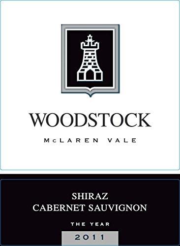 2011 Woodstock Wines Shiraz Cabernet Sauvignon 750 Ml