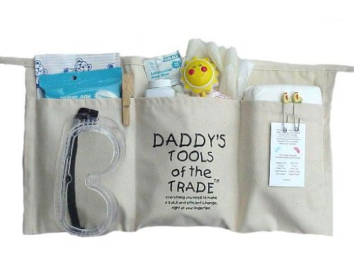 Daddy's Tools of the Trade Diaper Changing Toolbelt