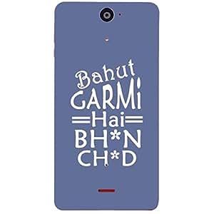Skin4gadgets BAHUT GARMI HAI BE*N CH*D Phone Skin for SONY XPERIA J (ST26I)
