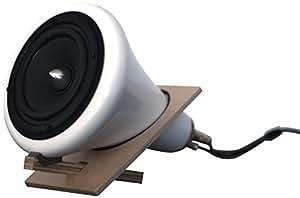 Joey Roth CRM-001 Ceramic Speakers (Pair, White)