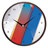 Wall Clocks - Printland Lined Wall Clock