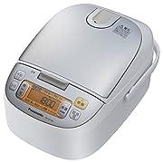 Panasonic IHジャー炊飯器 5.5合 シャンパンホワイト SR-HC105-W