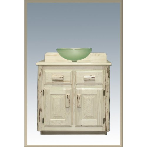 Montana Woodworks Mwaddct Montana Collection Ready To Finish Bathroom Countertop Vanity front-56113