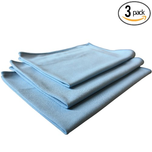 3-Pack-THE-RAG-COMPANY-16-in-x-24-in-Premium-Window-Glass-Mirror-Chrome-Professional-Korean-7030-Microfiber-LINT-FREE-STREAK-FREE-Detailing-Towels